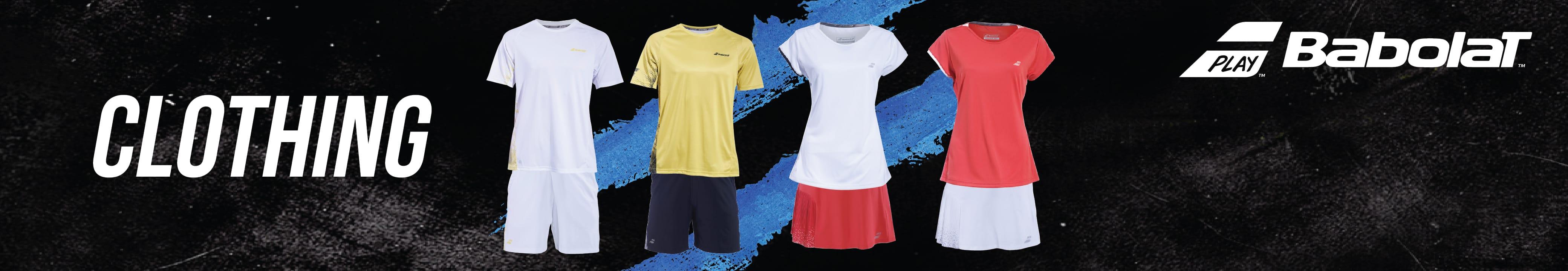 Tenniskleding Babolat