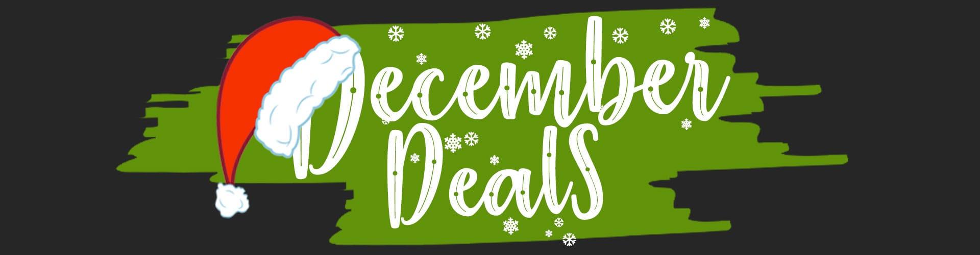 Planetoftennis.nl - December Deals